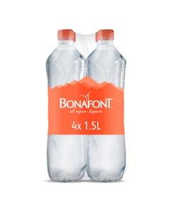 Bonafont Agua Natural 4x1.5L