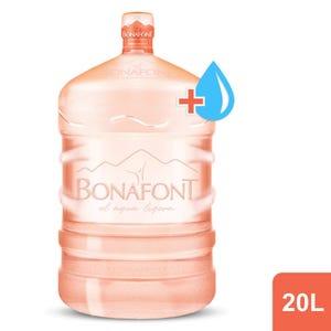 Líquido de 20 Litros mas envase Bonafont