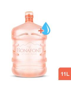 Agua Natural Bonafont en Garragon 11 Litros