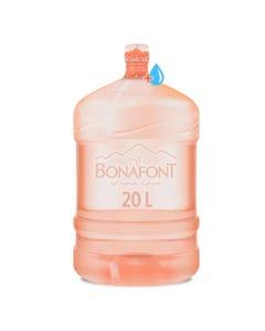 Envase más Agua Bonafont 20L